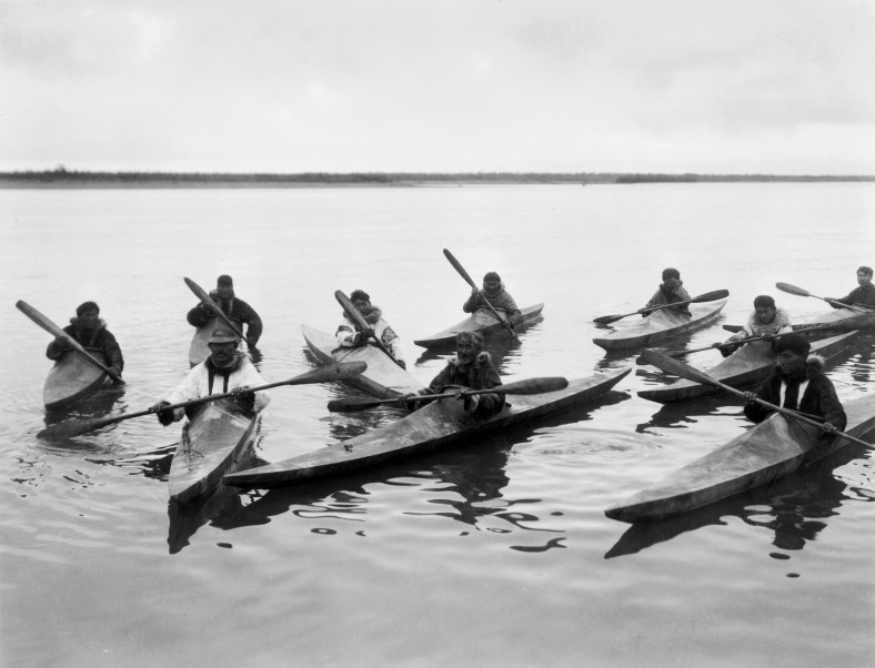 One of the Inuit's great contributions to the world is the kayak.