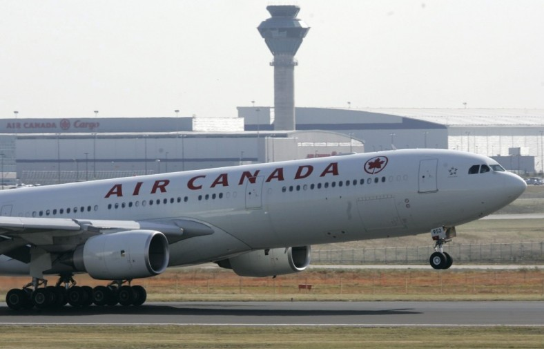 Pearson is Air Canada's home airport.