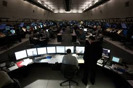 Pearson Air Traffic Control is a large underground room where all flights are sorted, organized and controlled in and out of Pearson.