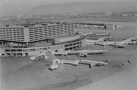 Terminal 1 in 1973