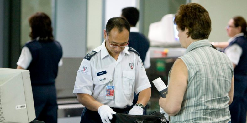 More than 4,000 CATSA (Canadian Air Transport Safety Authority) screening officers keep the travelling public safe at Pearson.